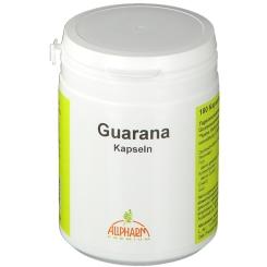 ALLPHARM Guarana Kapseln