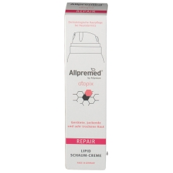 Allpremed® atopix REPAIR Lipid Schaum-Creme