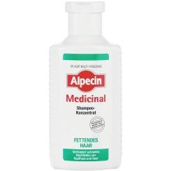 Alpecin Medicinal Shampoo-Konzentrat fettendes Haar