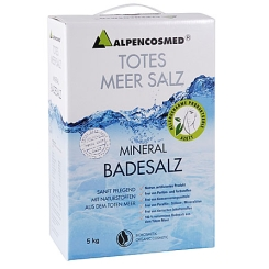 ALPENCOSMED® Natur Totes Meer Badesalz