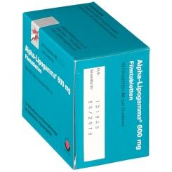 Alpha Lipogamma® 600mg Filmtabletten