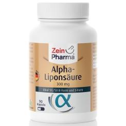 Alpha-Liponsäure 300 mg Kapseln