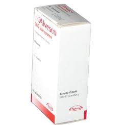 Alvesco 160 µg 60 Hübe Dosieraerosol