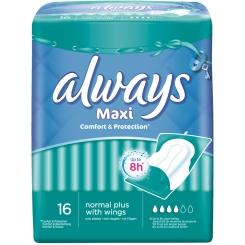 Always Maxi Normal Plus