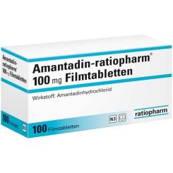 Amantadin ratiopharm 100 Filmtabletten