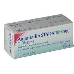 Amantadin Stada 100 mg Tabletten