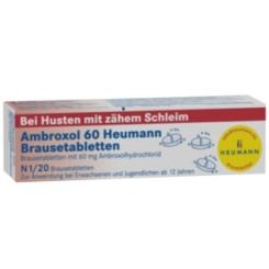 Ambroxol 60 Heumann Brausetabletten