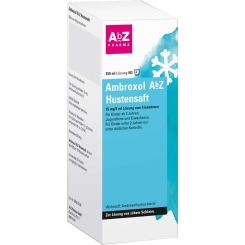 Ambroxol AbZ Hustensaft 15mg/5ml