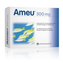 Ameu 500 mg Kapseln