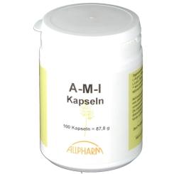 Aminosäurenkombination A-M-I Kapseln