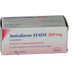 Amiodaron Stada 200 mg Tabletten