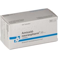 Amioxid neuraxpharm 30 Tabletten