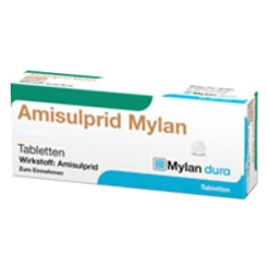 Amisulprid Mylan Tabletten 100 mg