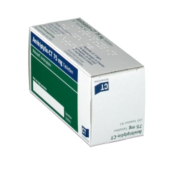Amitriptylin- Ct 75 mg Tabletten