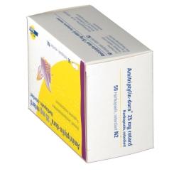 Amitriptylin Dura 25 mg Retardkapseln