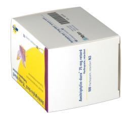 Amitriptylin Dura 75 mg Retardkapseln
