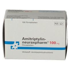 Amitriptylin neuraxpharm 100 Filmtabletten