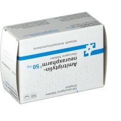 Amitriptylin neuraxpharm 50 Dragees