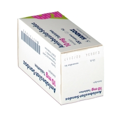 Amlobesilat Sandoz 10 mg Tabletten