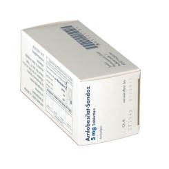 Amlobesilat Sandoz 5 mg Tabletten