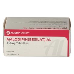 AMLODIPIN(BESILAT) AL 10MG