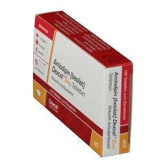 Amlodipin Besilat Dexcel 5 mg Tabletten