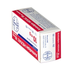 Amlodipin Hexal 10 mg Tabletten