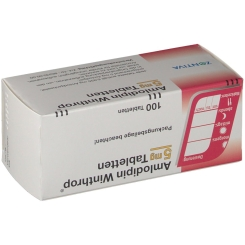 AMLODIPIN Winthrop 5 mg Tabletten