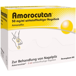 Amorocutan® Nagellack