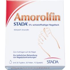 Amorolfin STADA® 5% wirkstoffhaltiger Nagellack