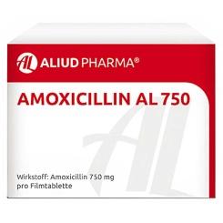 Amoxicillin Al 750 Filmtabl.