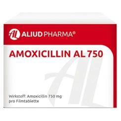 Amoxicillin Al 750 Filmtabletten