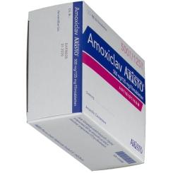 AMOXICLAV ARISTO 500/125MG
