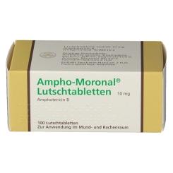 Ampho Moronal Lutschtabletten 10 mg