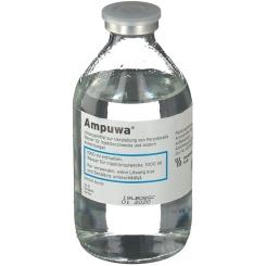 Ampuwa® Glasflasche