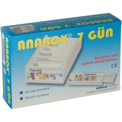 ANABOX® 7 Tage Wochendosierer