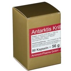 ANTARKTIS Krill DHA/EPA Öl Kapseln