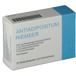 Antiadipositum Riemser Retardkaps.