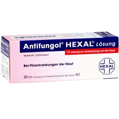 Antifungol® HEXAL® Lösung 10 mg/ml