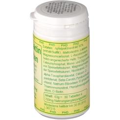 Apfel-Pektin Tabletten