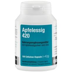 Apfelessig 420 Kapseln