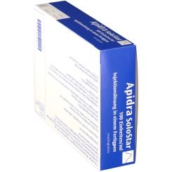 Apidra 100e/ml Solostar