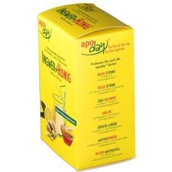 apoday® Ingwer + Honig + Vitamin C Pulver