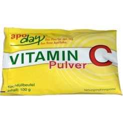 apoday® Vitamin C Pulver