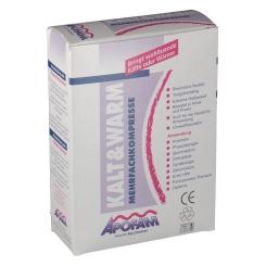 Apofam® Kalt & Warm Mehrfachkompresse 16 x 26 cm