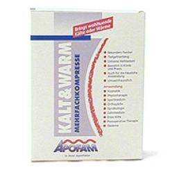 Apofam® Kalt & Warm Mehrfachkompresse 30 x 40 cm