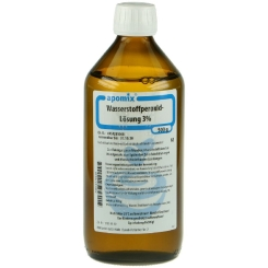 apomix® Wasserstoffperoxid Lösung 3%