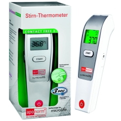 aponorm® Fieberthermometer Stirn Contact-Free 3