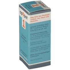apopet® Schüßler-Salz Nr.1 Calcium fluoratum D12 vet.