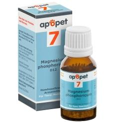 apopet® Schüßler-Salz Nr.7 Magnesium phosphoricum D12 vet.